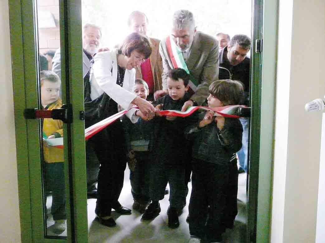 Inaugurati i nuovi impianti sportivi a Levaldigi