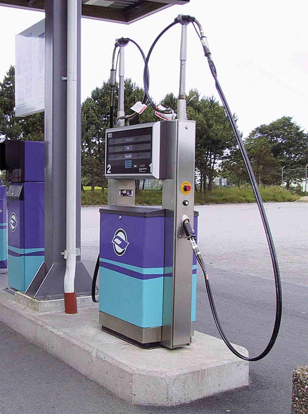 Manca un distributore di metano nella zona
