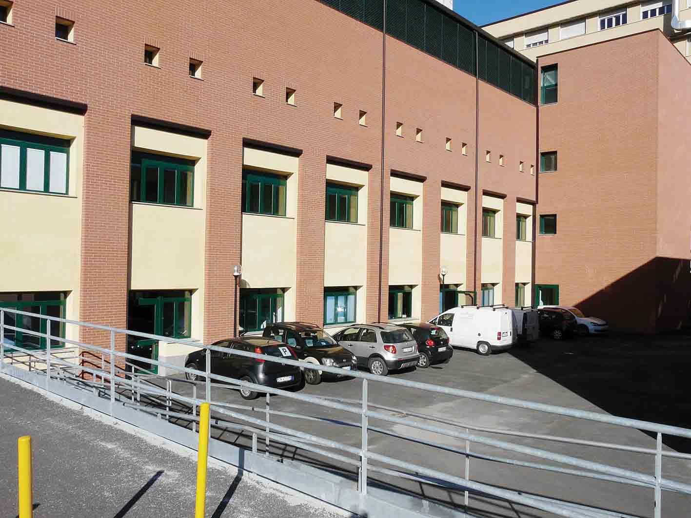 Si inaugura il Centro prelievi del SS. Annunziata