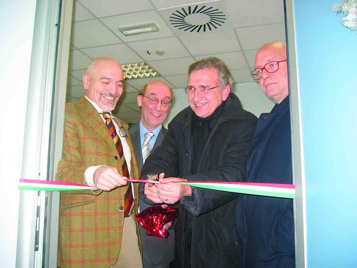 Inaugurato il nuovo Centro trasfusionale del SS. Annunziata
