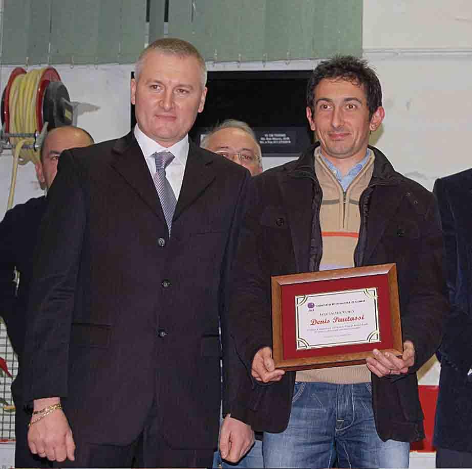 Bocce: Denis Pautassi campione italiano