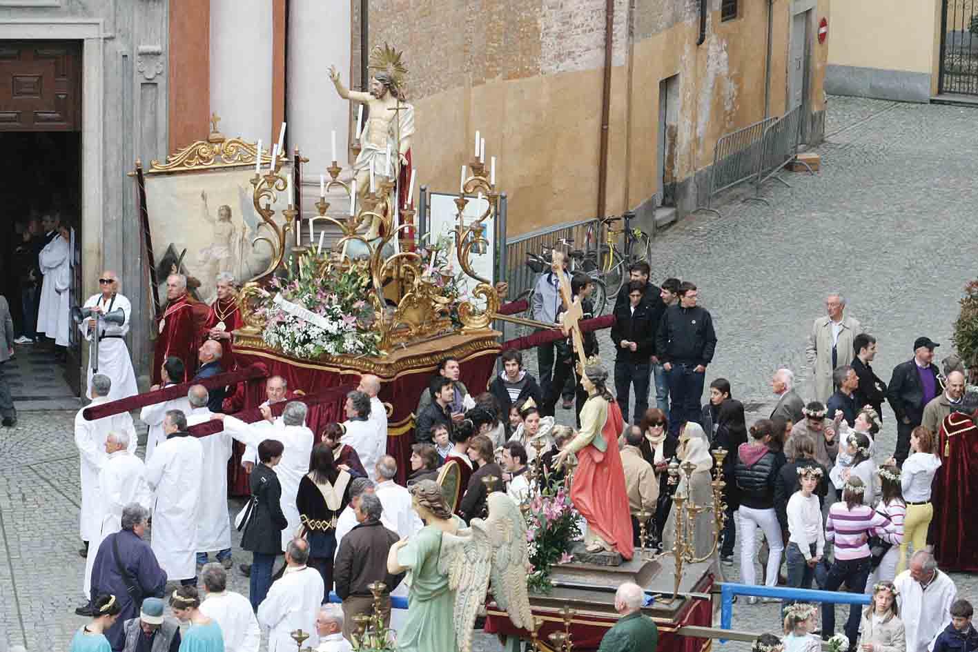Processione di Pasqua a Savigliano