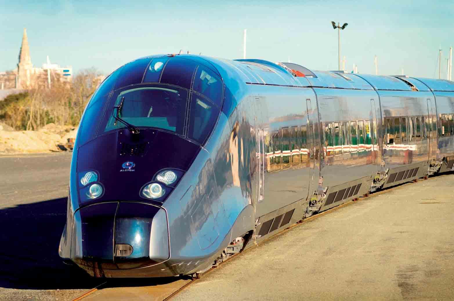 Alstom. L'alta velocità rallenta