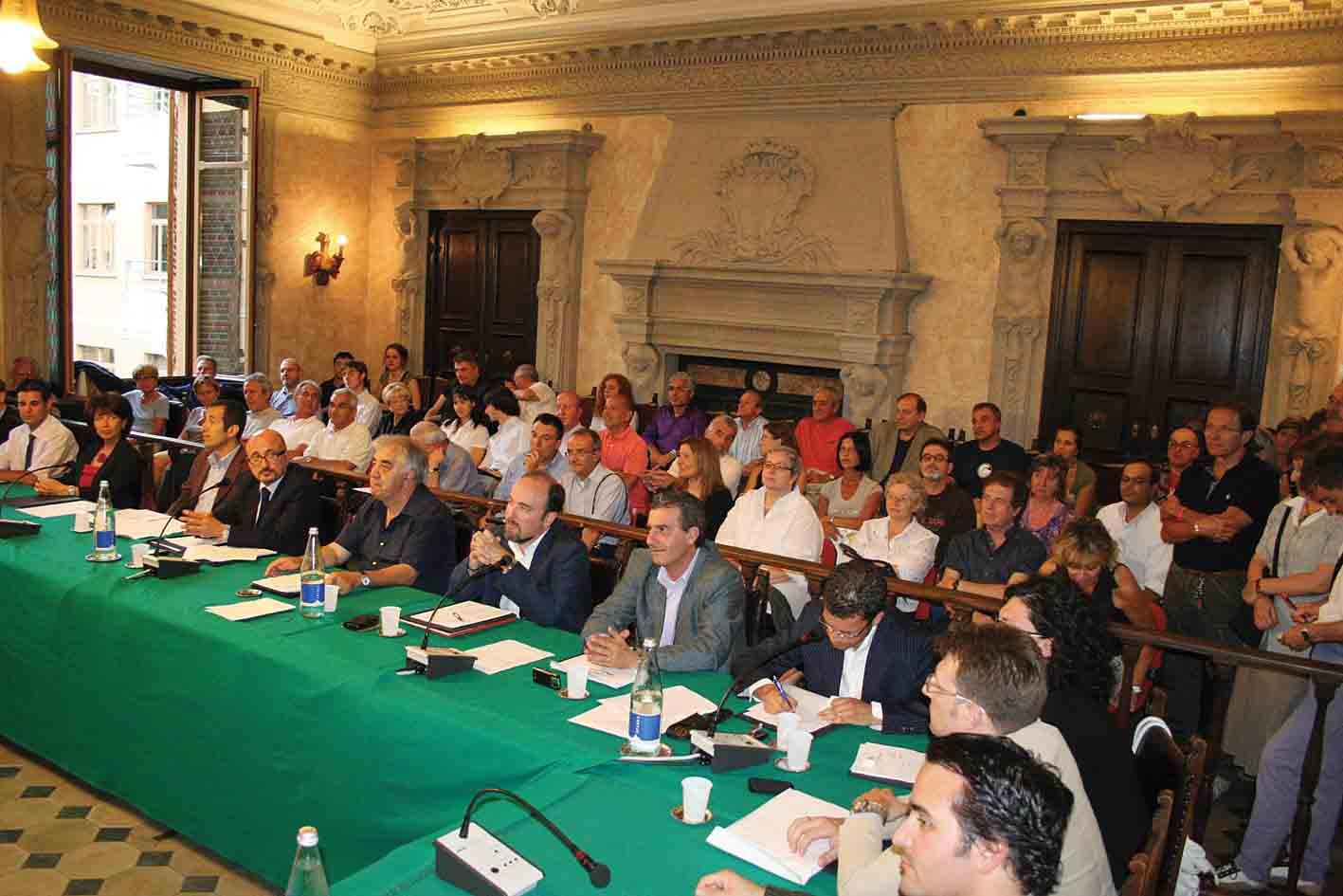 Consiglio comunale di Savigliano in diretta su internet