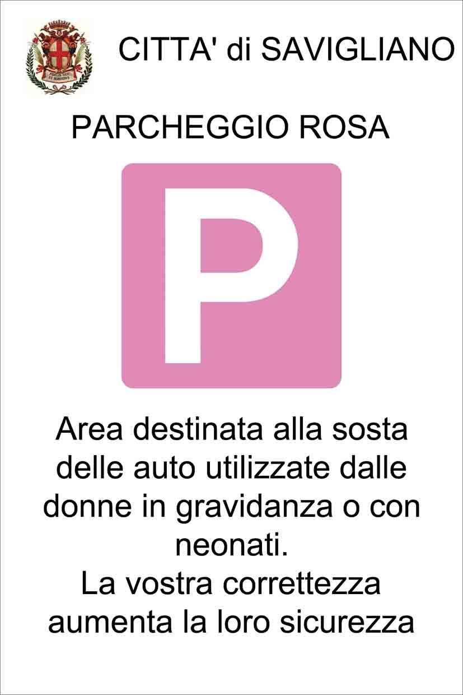 In arrivo parcheggi rosa per gestanti e mamme