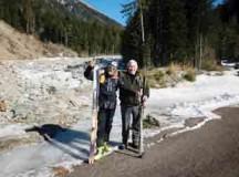 Giro delle Alpi: Jack e Giorgio felici alla meta