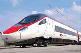 Alstom: altri quattro pendolini per la Svizzera