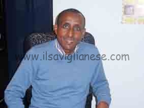 Pediatra Mohamud Eibakar Omar