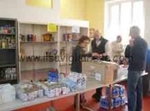 Banco Caritas preso d'assalto