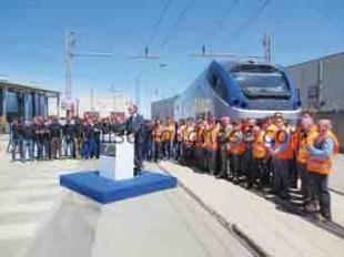 Alstom, Moretti chiede qualità