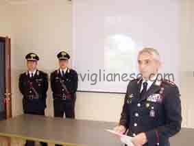 carabinieri prima