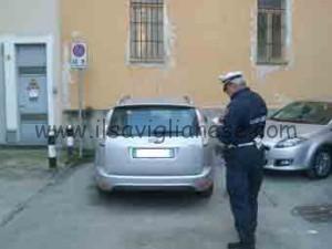 polizia locale multa vigili