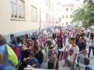 scuola prima giorno 2013