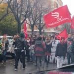 scuola protesta