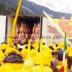 Coldiretti protesta Brennero
