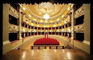 Teatro Milanollo interno