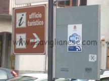 Torna il collegamento internet wi-fi a Savigliano