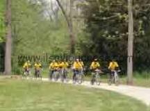 Racconigi: ora il parco si può visitare in bicicletta