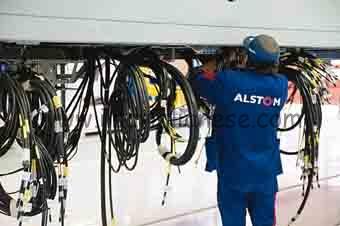 Alstom: 63 in mobilità