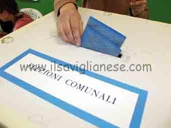 scheda elezioni comuni