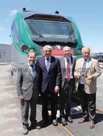 Alstom Coradia Meridian x Trenord