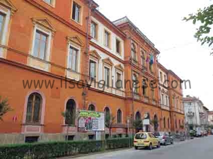 municipio facciata savigliano