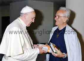 Papa Francesco e Padre Giovanni Piumatti