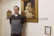 Don Giancarlo si presenta ai fedeli