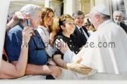 Graziella, la sarta del Papa