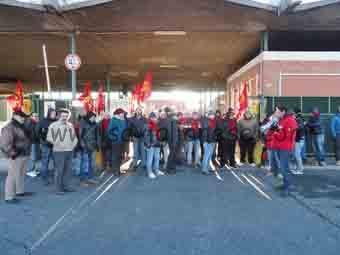 Ilva sciopero prima