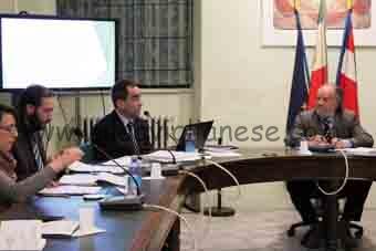 Cava - Consiglio bilancio 2016