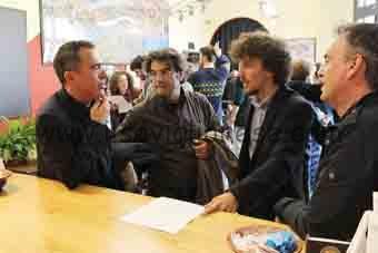 Giuria con Paolo Tesio