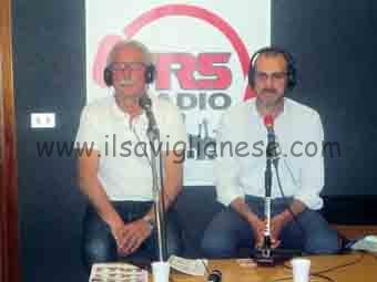 Baravalle - Sannazzaro dibattito sindaci radio
