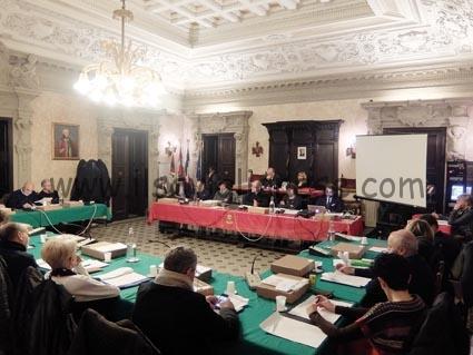 Consiglio comunale bilancio 2015