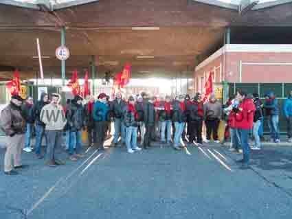 Ilva sciopero