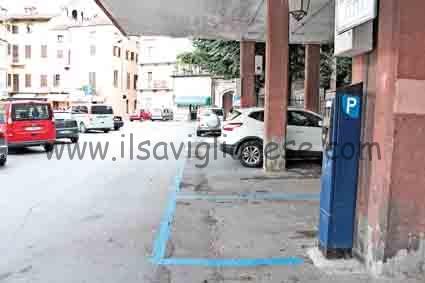 piazza cavour parcometro