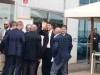 Renzi, «boccata d'aria» nella sua visita in Granda