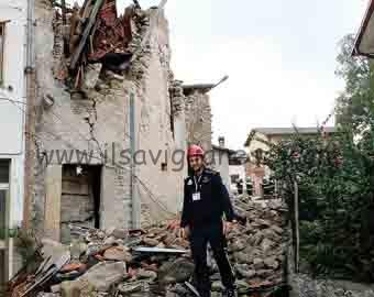 rubin pedrazzo terremoto 1
