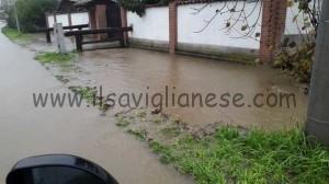 strada Cavallotta alluvione