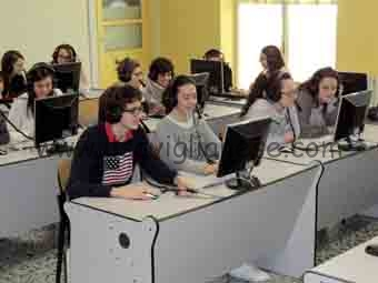 Laboratorio linguistico liceo