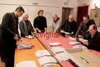 Primarie ballottaggio 2012