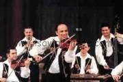 Il grande violinista tzigano al Milanollo per l'ospedale