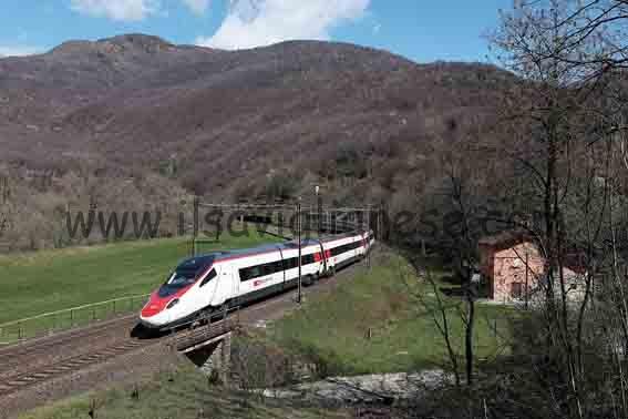 Alstom Pendolino Svizzera 3