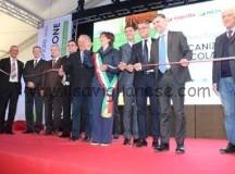 Inaugurata la 36ª Fiera della meccanizzazione agricola