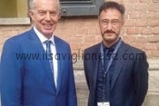 Anche Tony Blair al matrimonio Vip