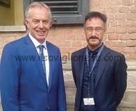 Anche Tony Blair al matrimonio Vip