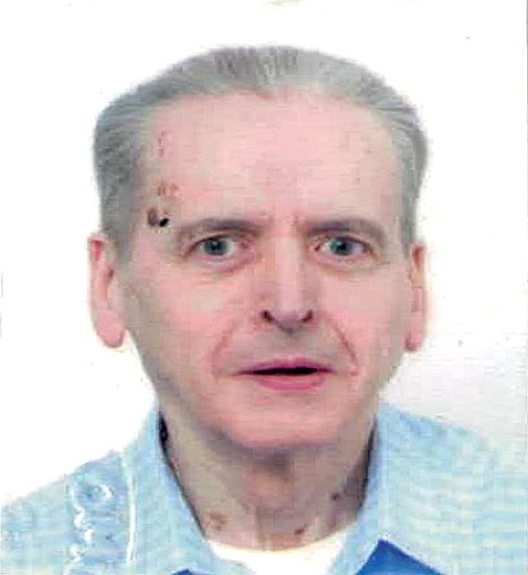 Trovato morto l'anziano scomparso