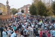 Mille persone alla marcia, il nido è pronto a riaprire