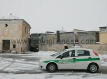 Sventato un furto al cimitero di Levaldigi