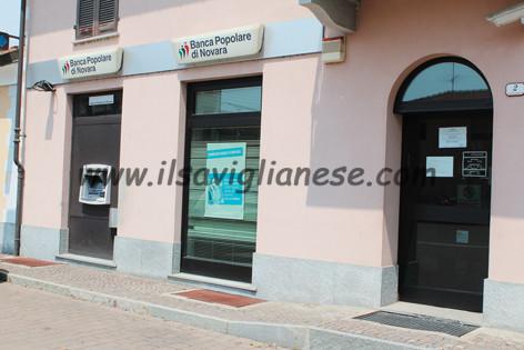 Villanova, chiude la Popolare di Novara